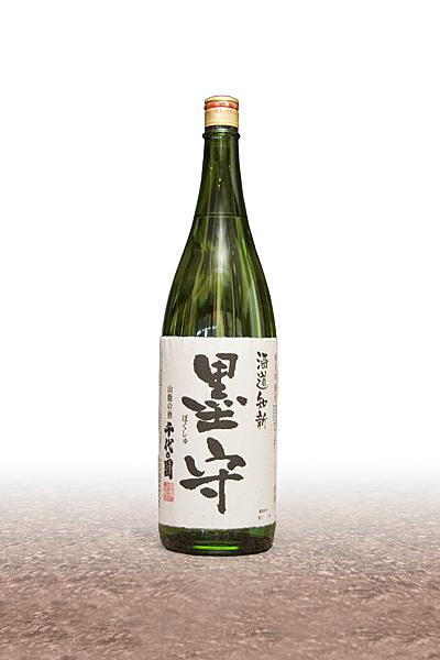 純米吟醸 酒道知新 墨守【千代の園】